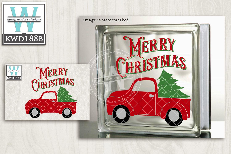 Christmas SVG - Christmas Bundle KWD188 example image 3