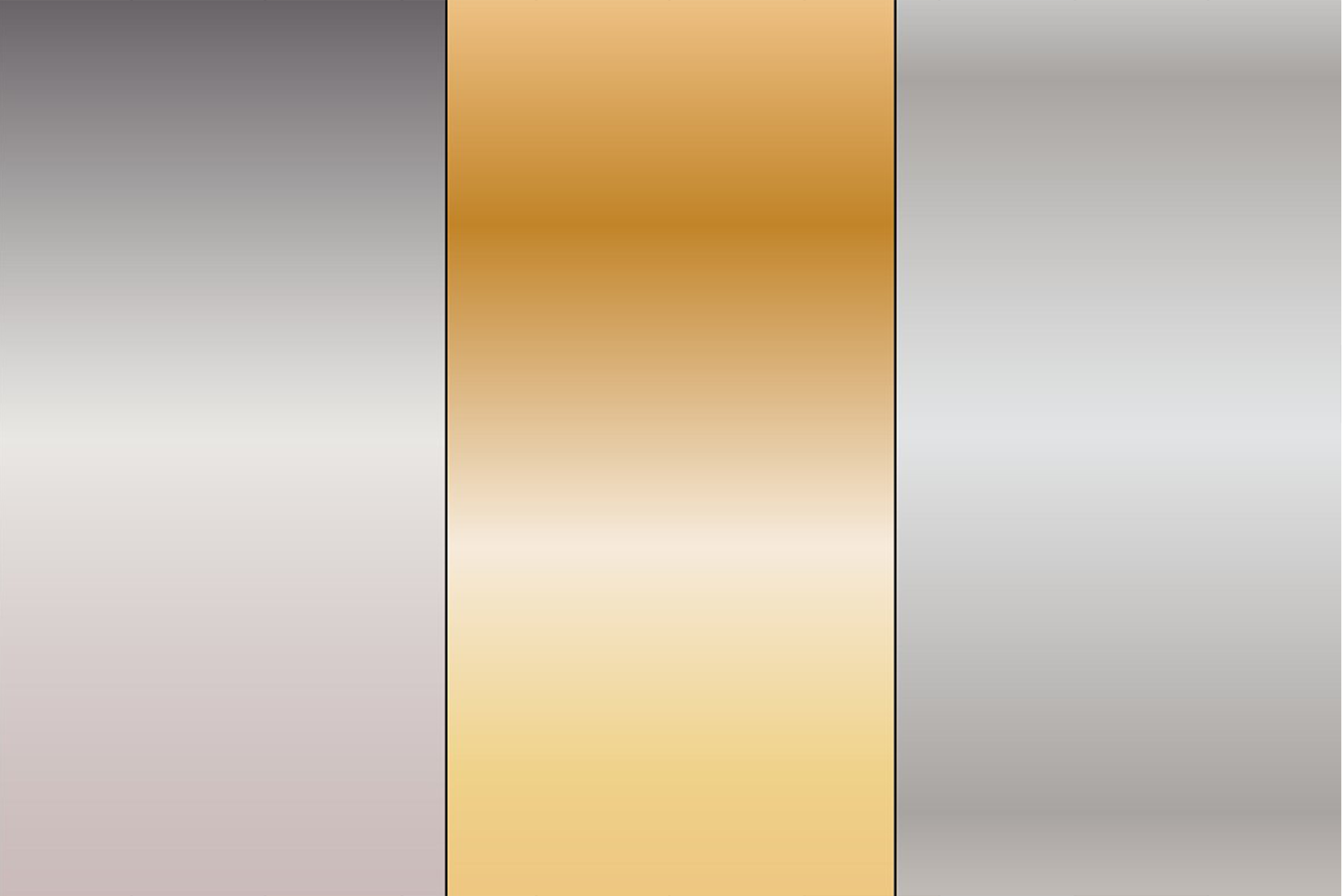 Gradient Metallic Backgrounds example image 2