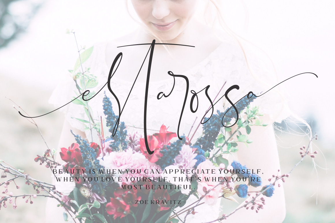 The Brittany // Font Trio example image 8