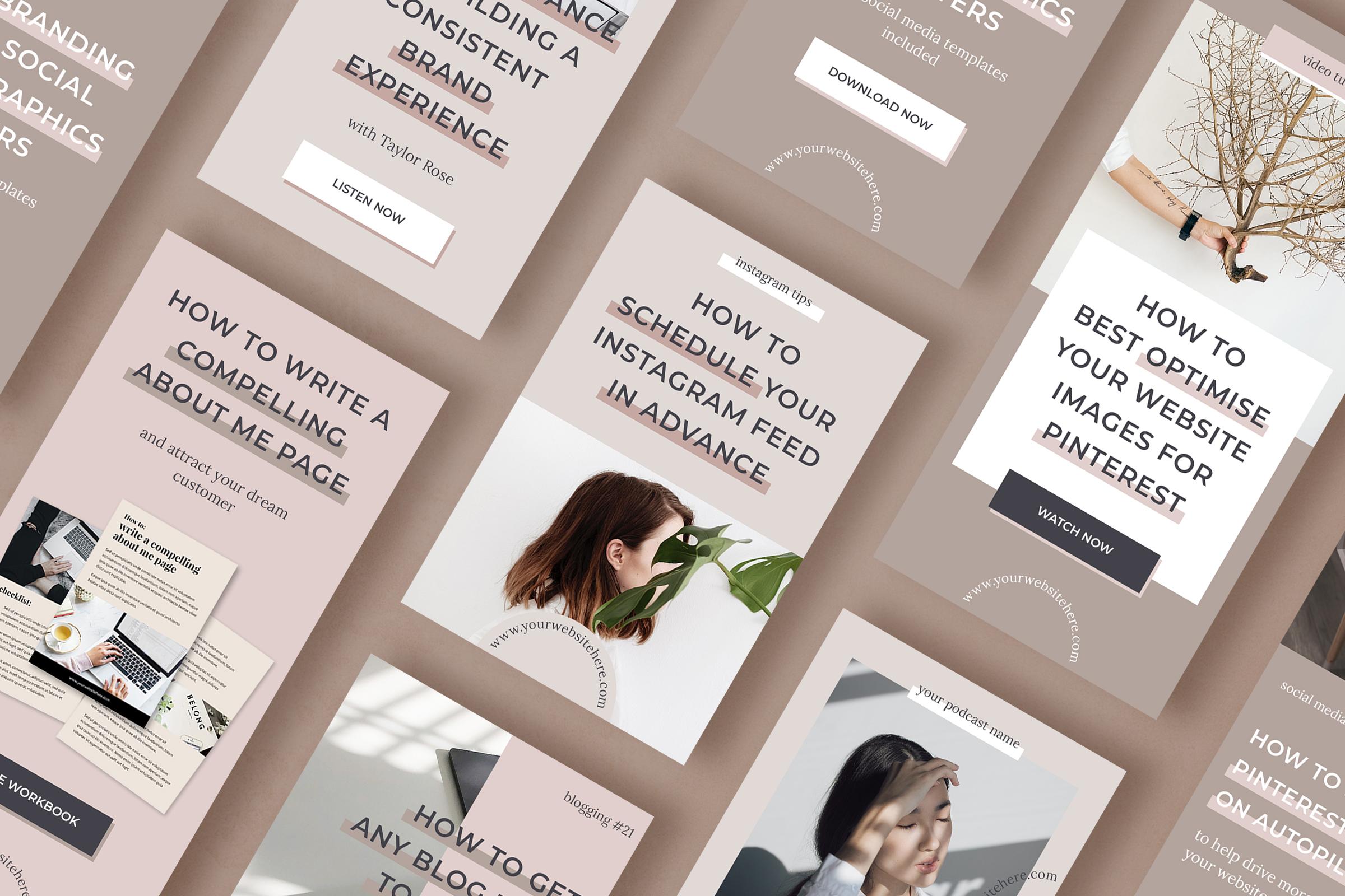 Infopreneur social media marketing bundle for bloggers example image 3
