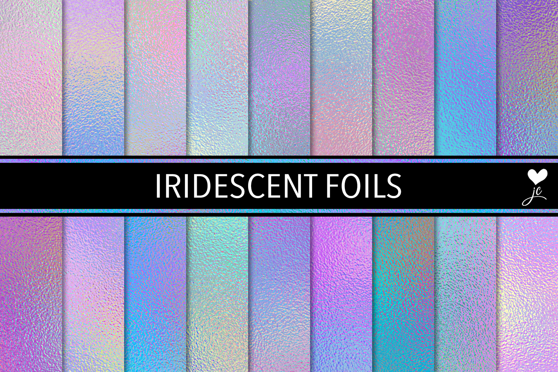 Iridescent Foils example image 1