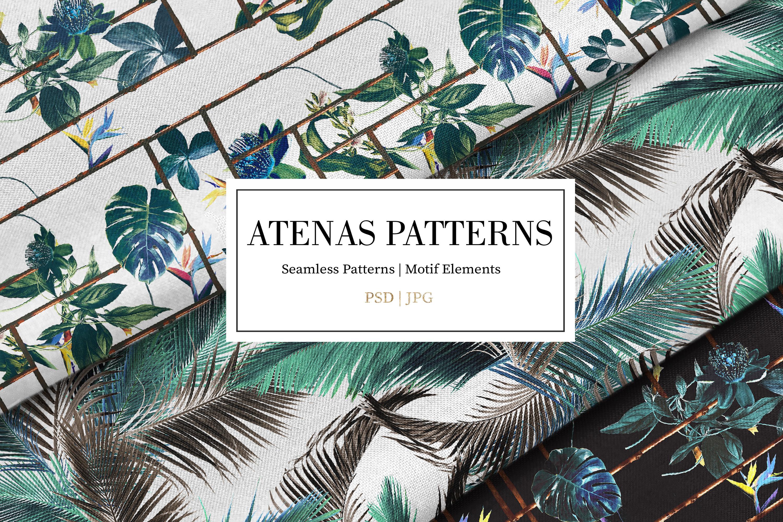 Atenas Patterns example image 11