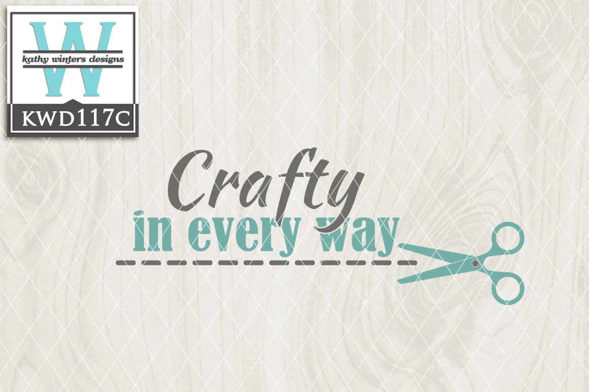 Creativity Cutting File KWD117C example image 1