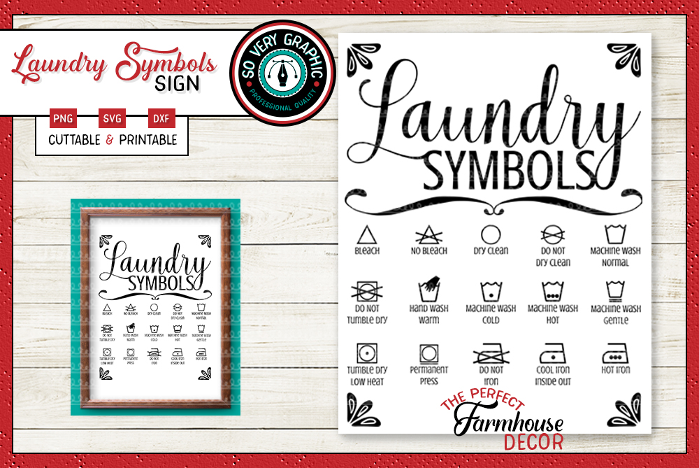 picture regarding Laundry Symbols Printable named Laundry House Symbols Indicator SVG Reduce History PNG Printable
