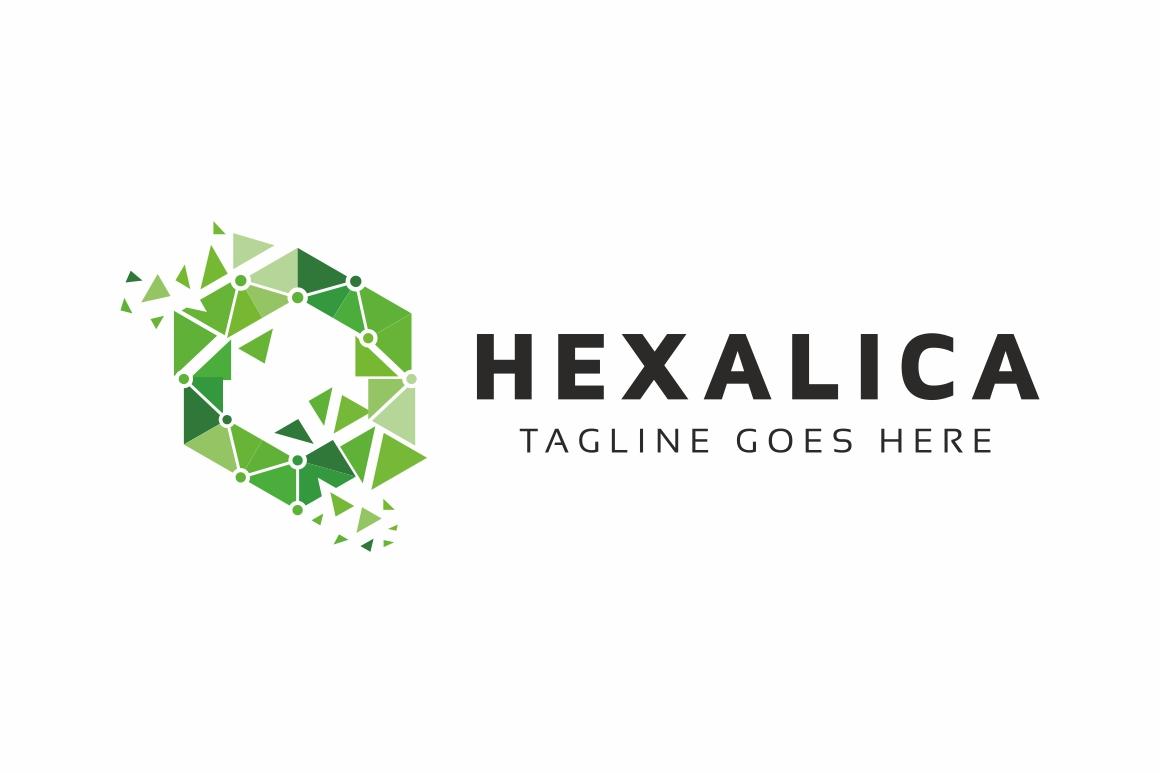Hexalica Logo example image 3