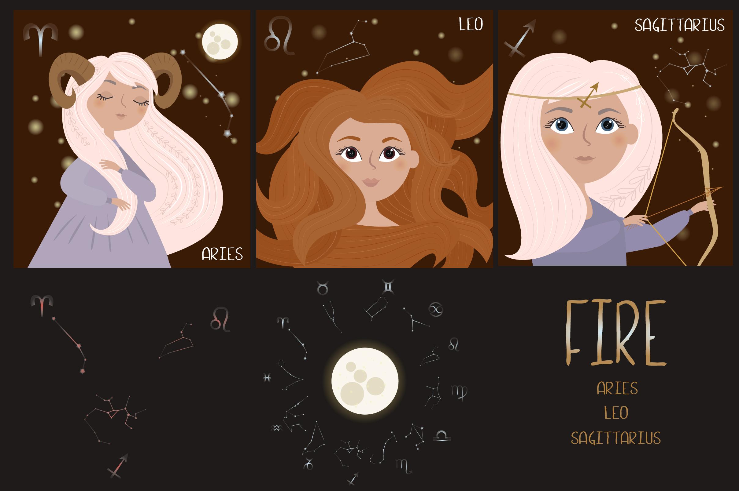 Zodiac. Magic Collection example image 4
