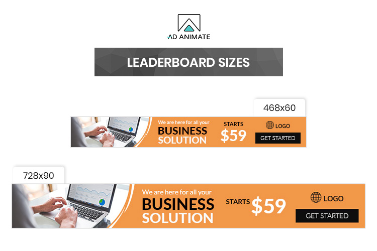 Business Banner Animated Ad Template - BU003 example image 4