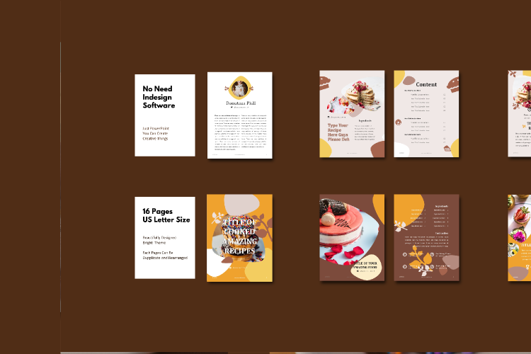 Recipe eBook Creator with Instagram and Youtube Kit example image 4