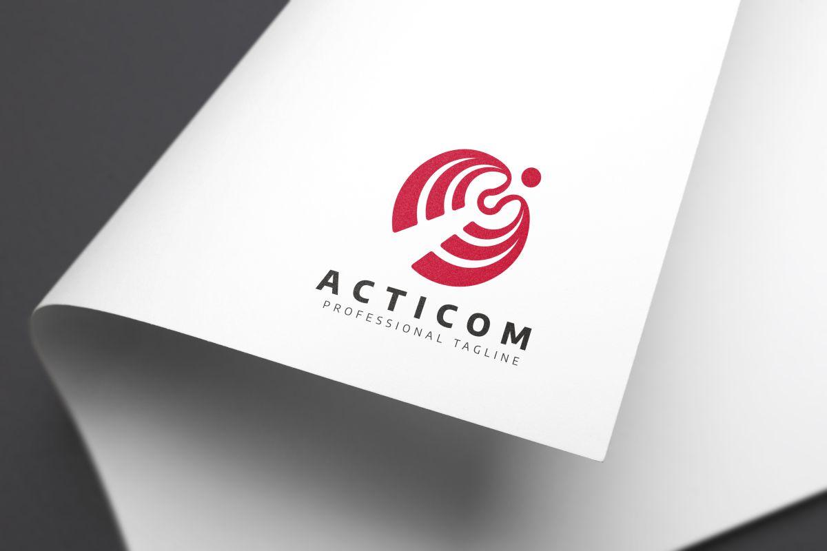 Active Human Logo example image 2