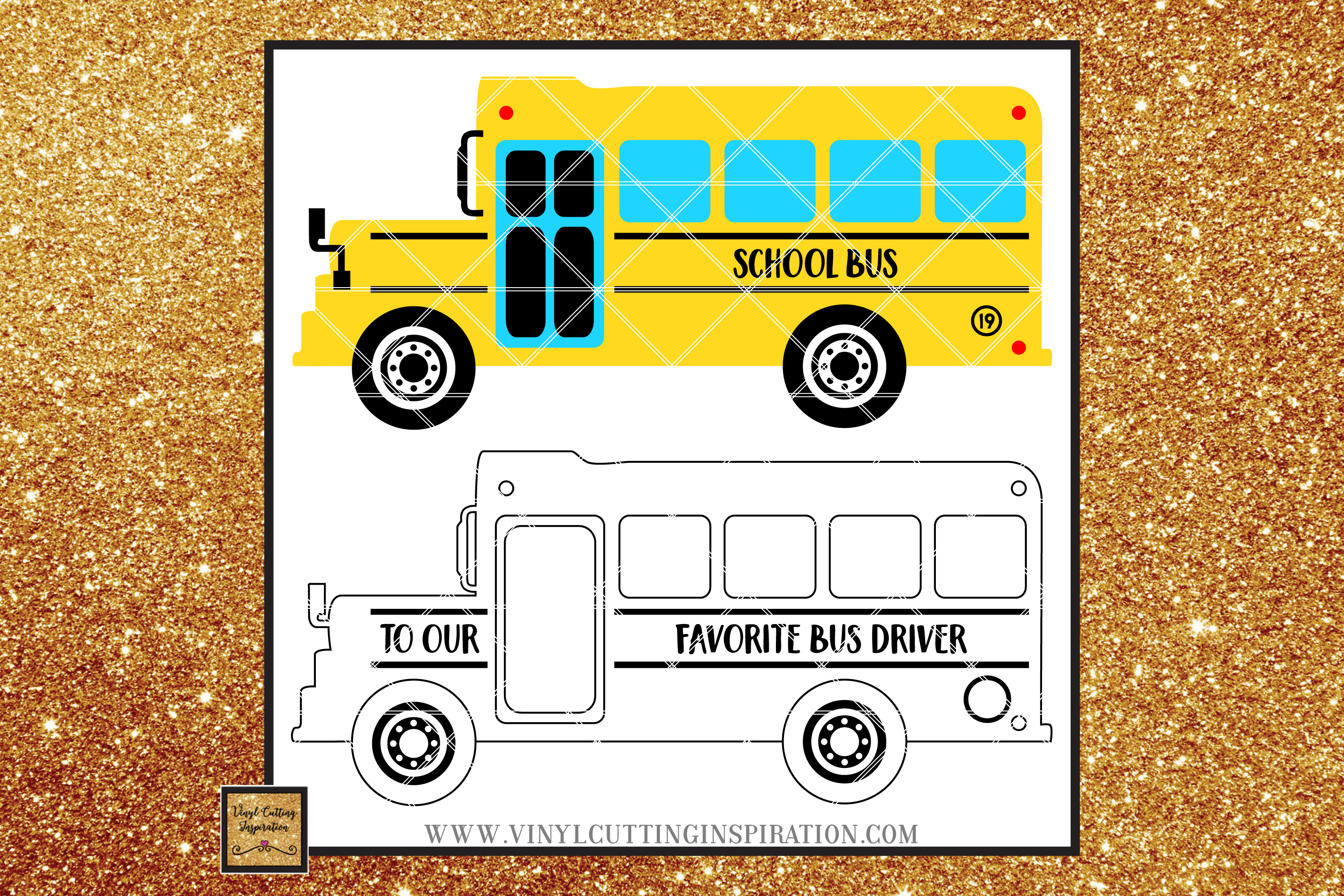 73 DESIGNS!!! Teacher Svg Teacher Appreciation School Bus example image 18