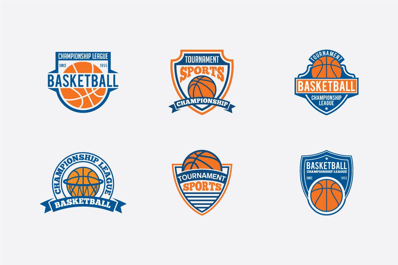 173 Sports Badges and Logo Bundle example image 20
