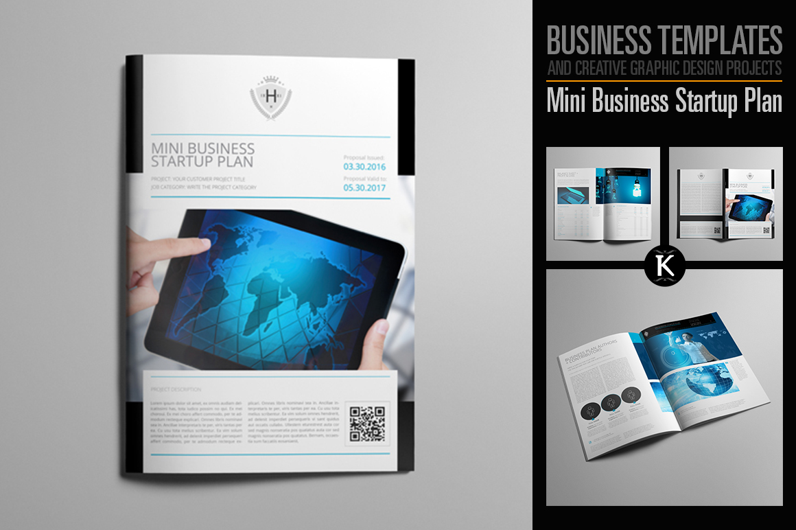 Mini Business Startup Plan example image 1