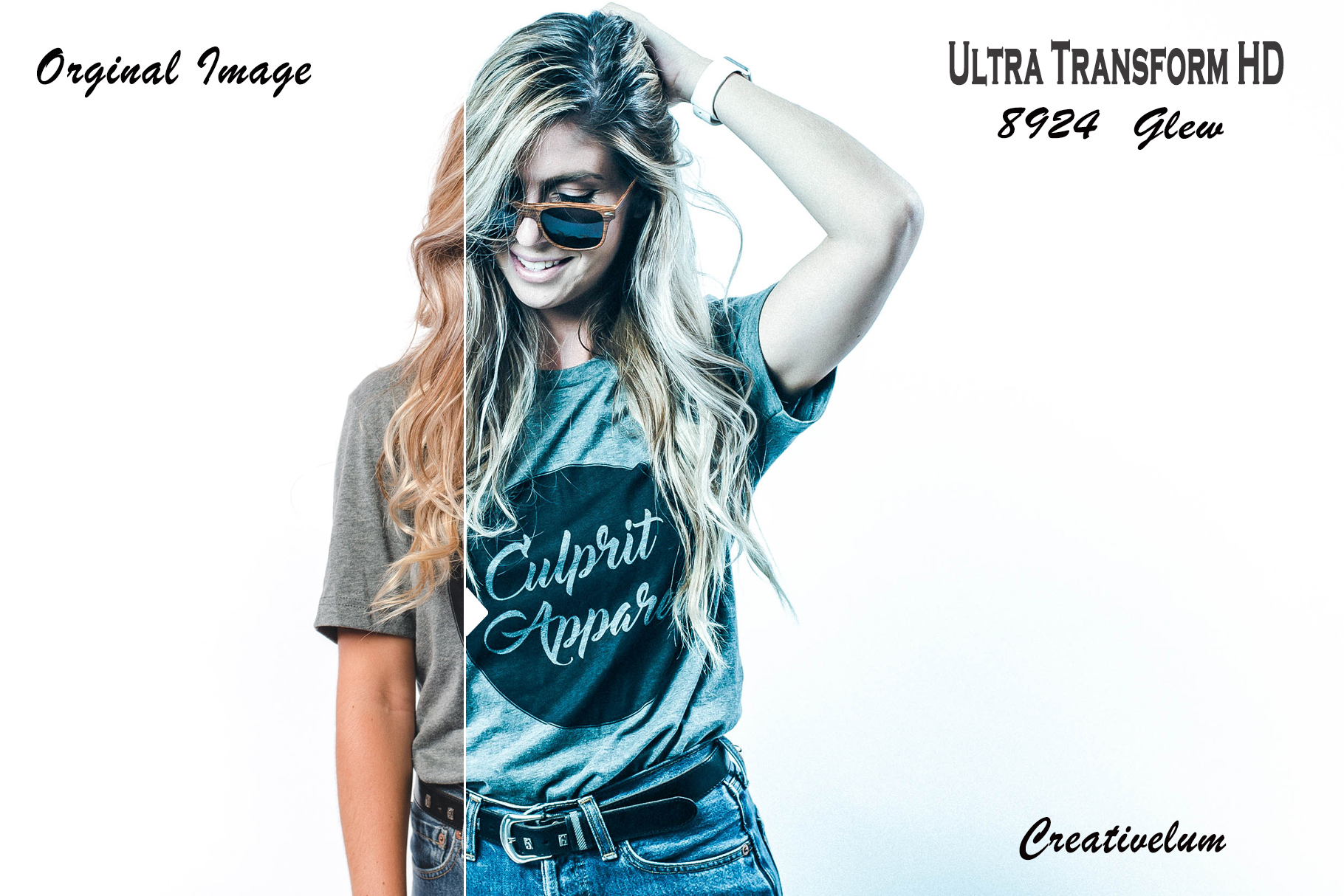 Ultra Transform HD Lightroom Presets example image 4