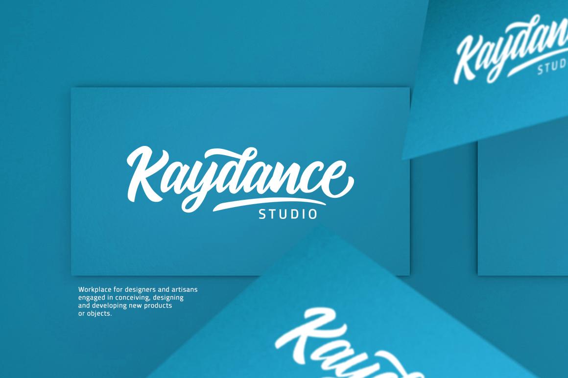 Andora Typeface example image 3