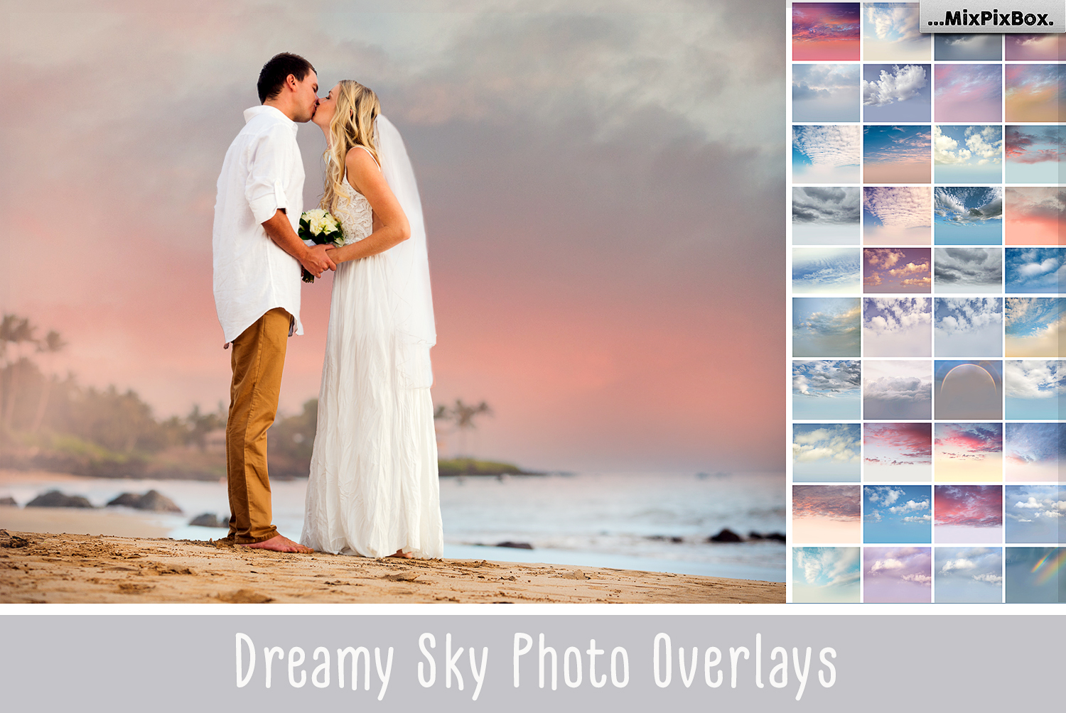 60 Dreamy Sky Photo Overlays example image 1