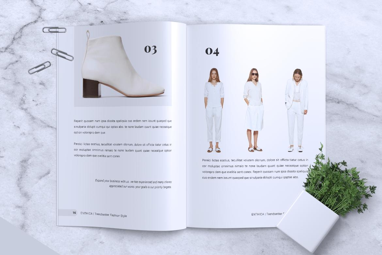 ENTHICA Fashion Magazines example image 13