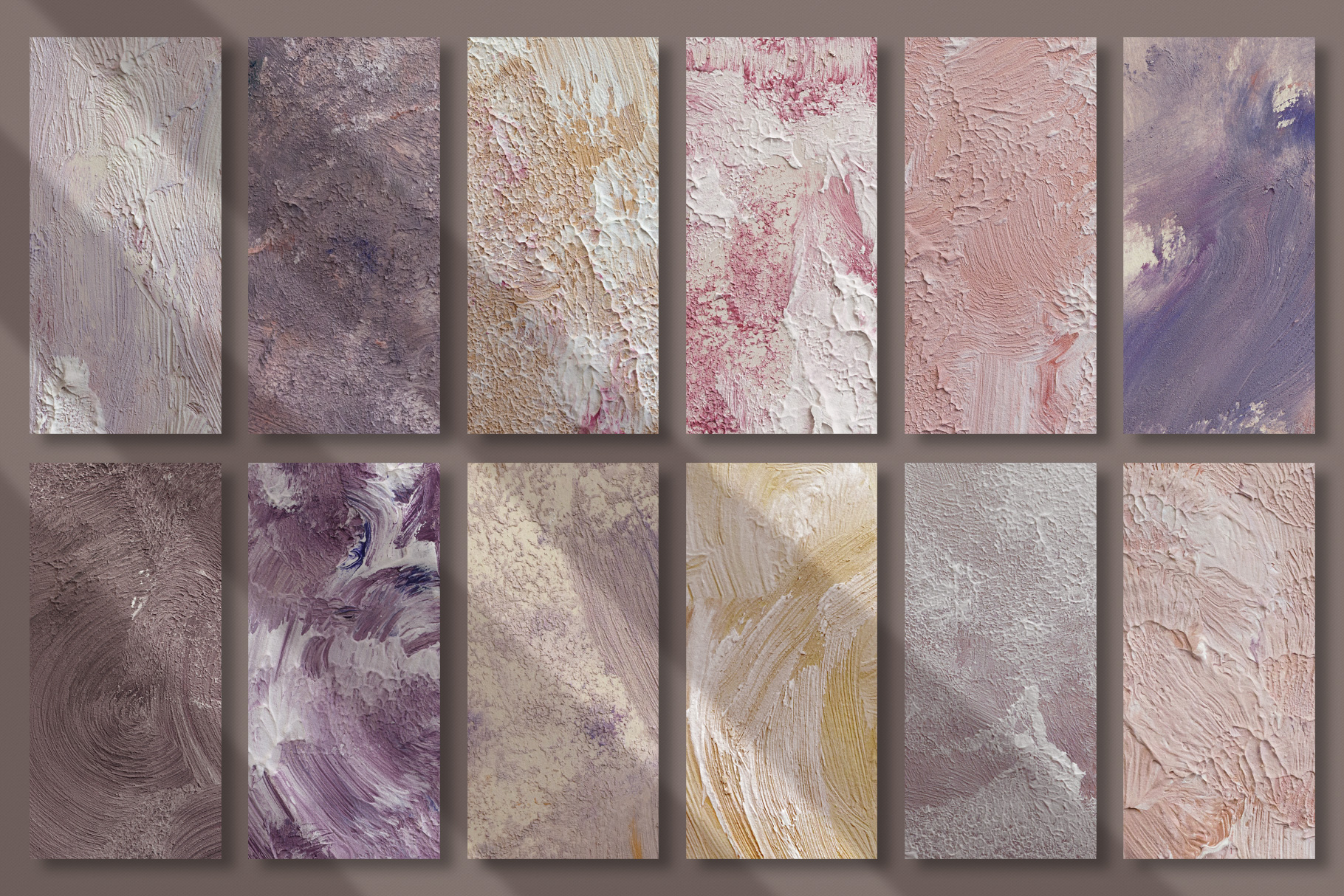 Fine Art Acrylic Paint Textures - Hand Painted Backgrounds example image 2