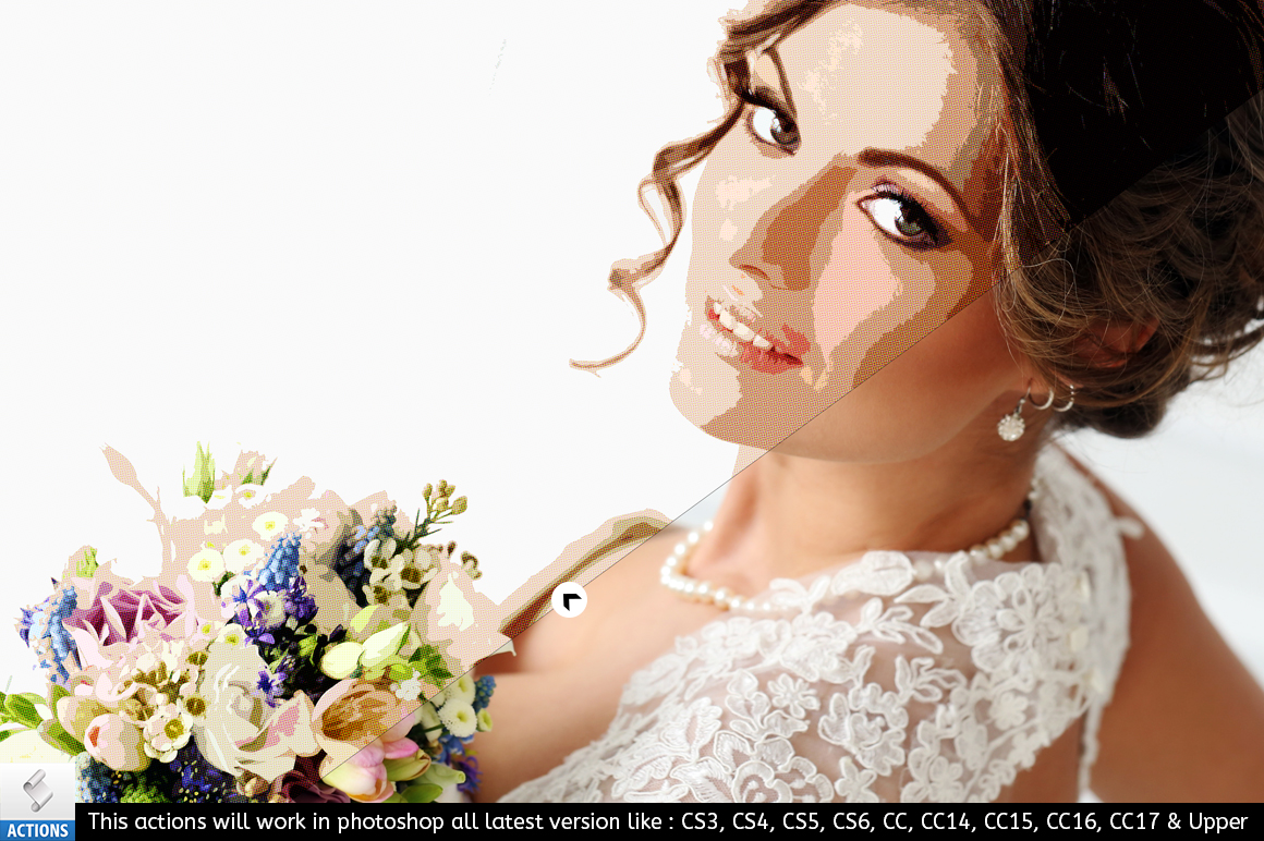 Vector Art - Photoshop Action example image 3