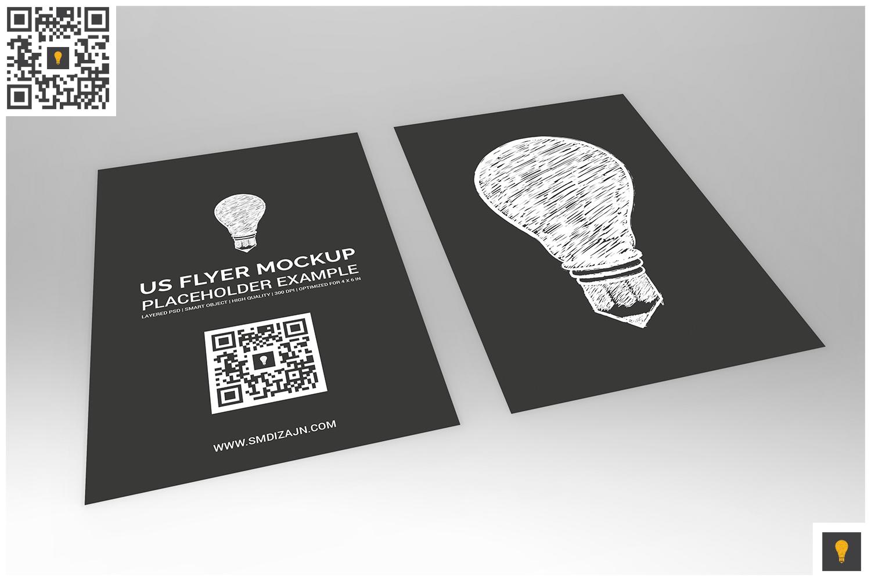 Flyer Mockup example image 6