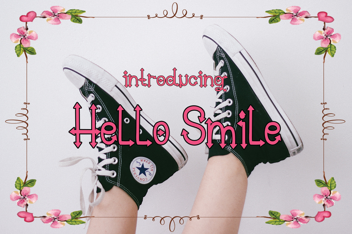 Hello Smile example image 1