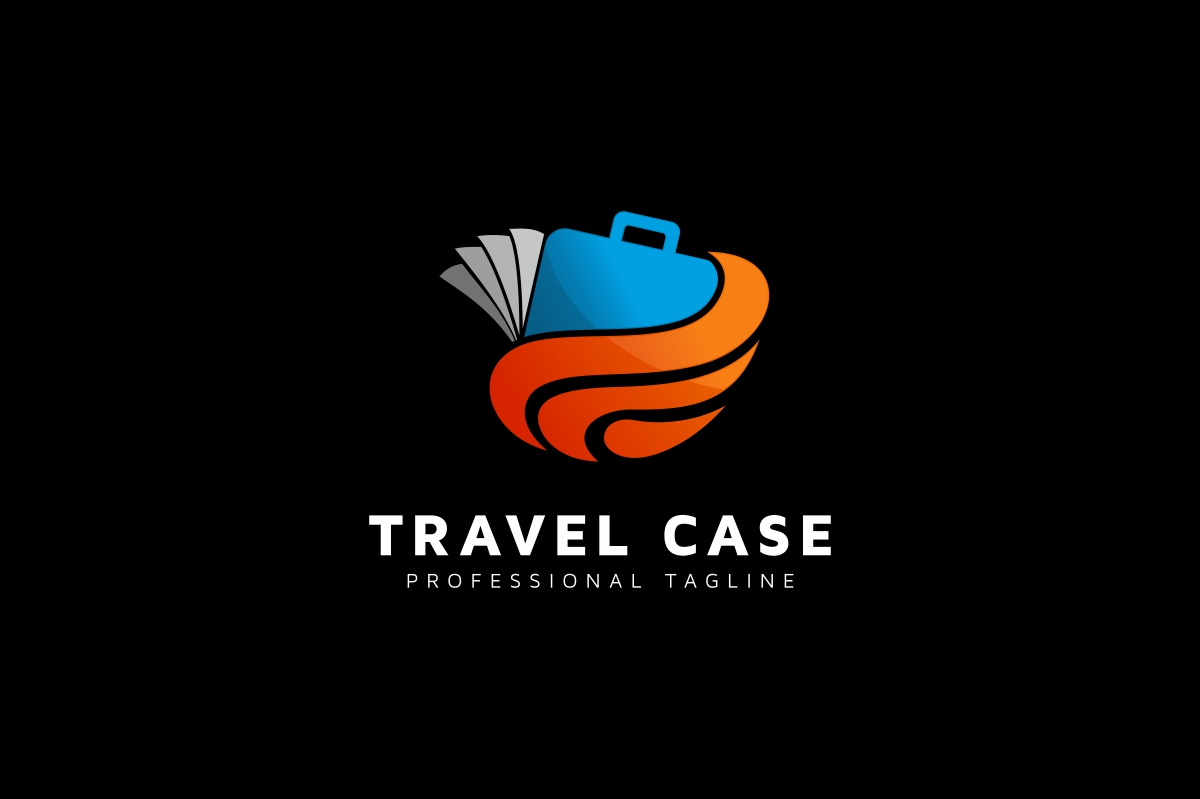Travel Case Logo example image 2