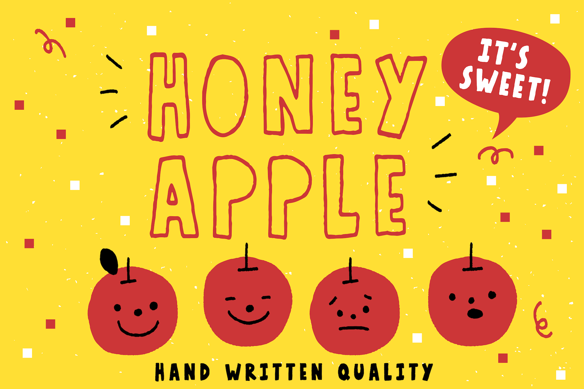 Honey Apple example image 1