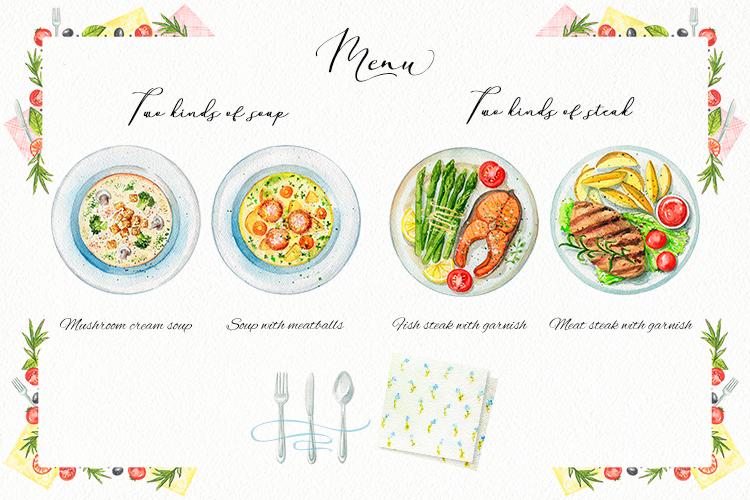 Bon appetit! example image 3