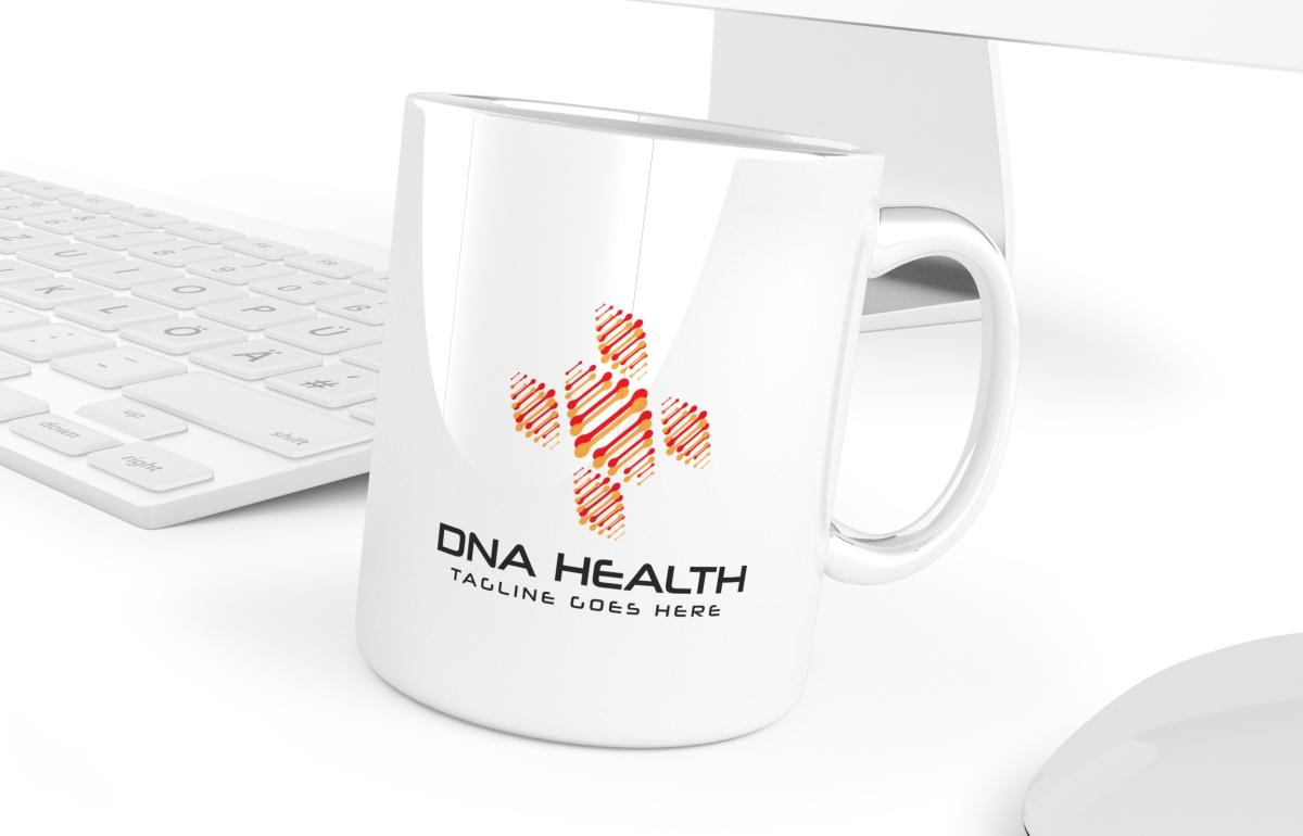 DNA Health Logo example image 4