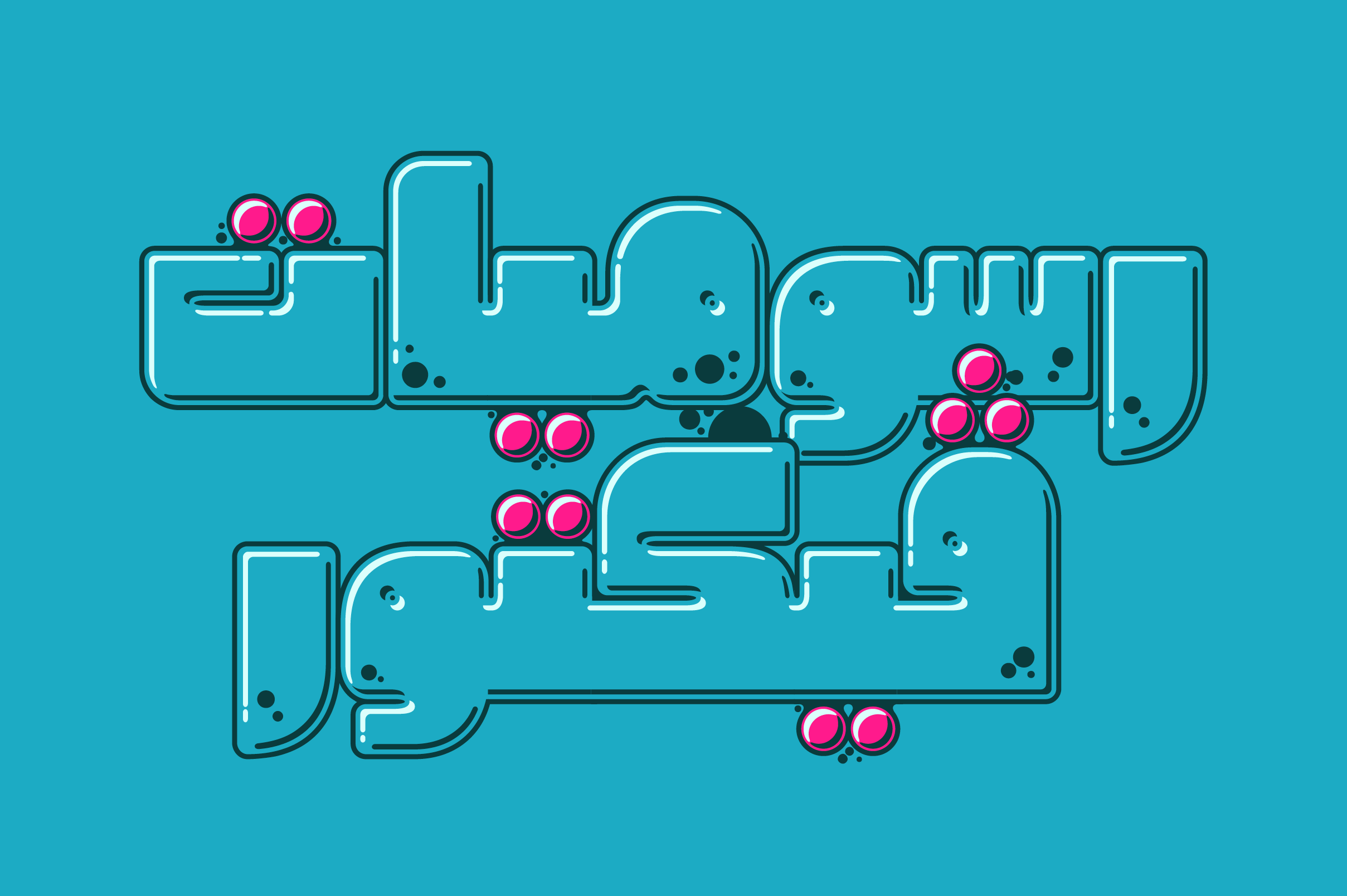 Graffitica - Arabic Colorfont example image 3