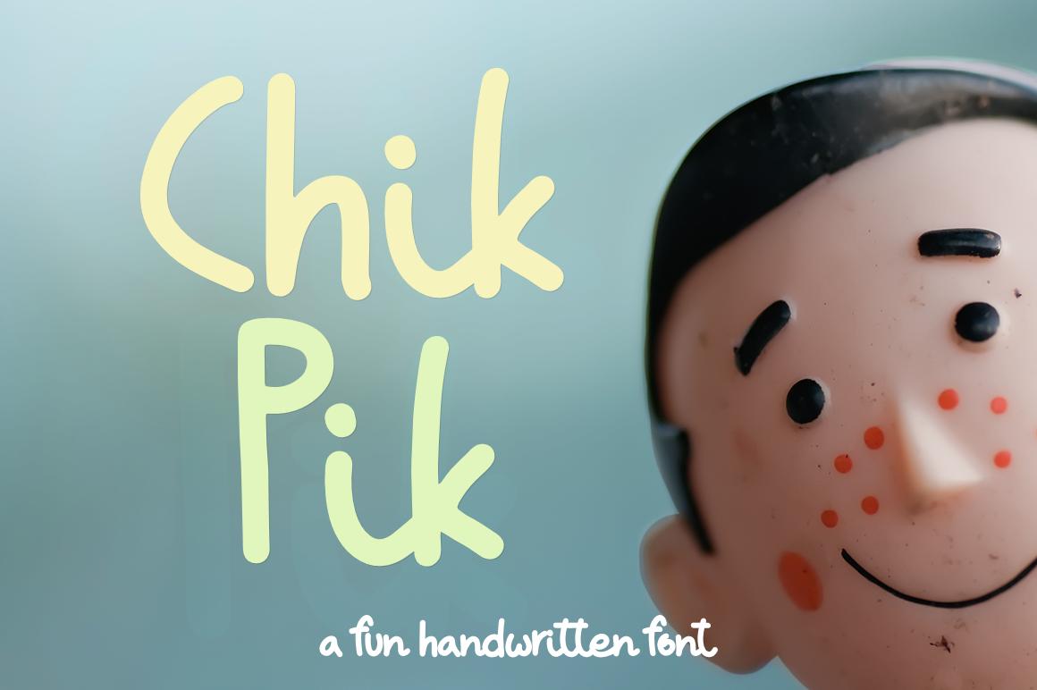 Chik Pik example image 1