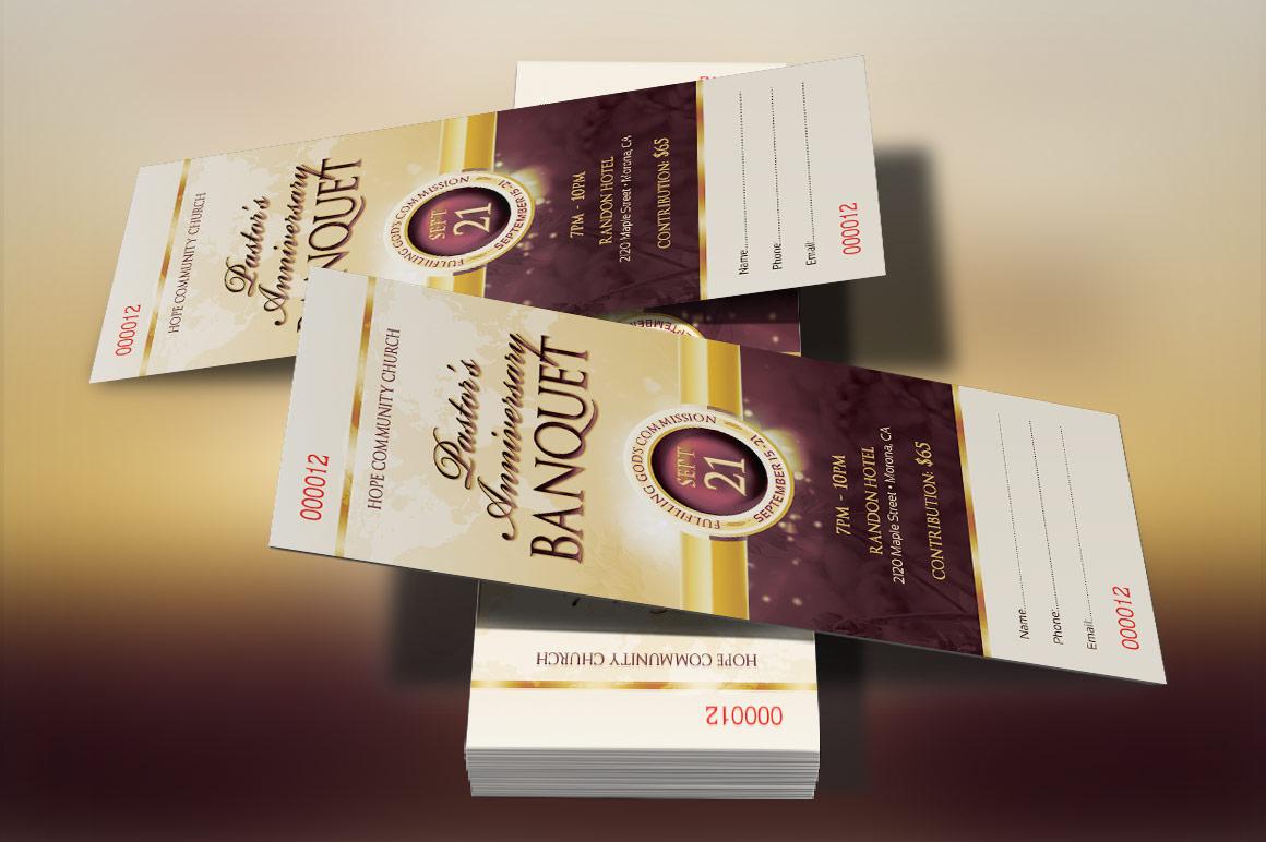Clergy Appreciation Gala Ticket example image 1