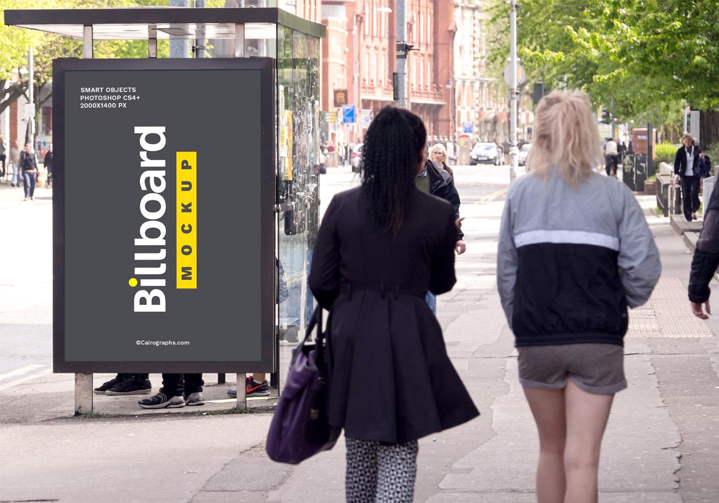 Billboards Mockups example image 4