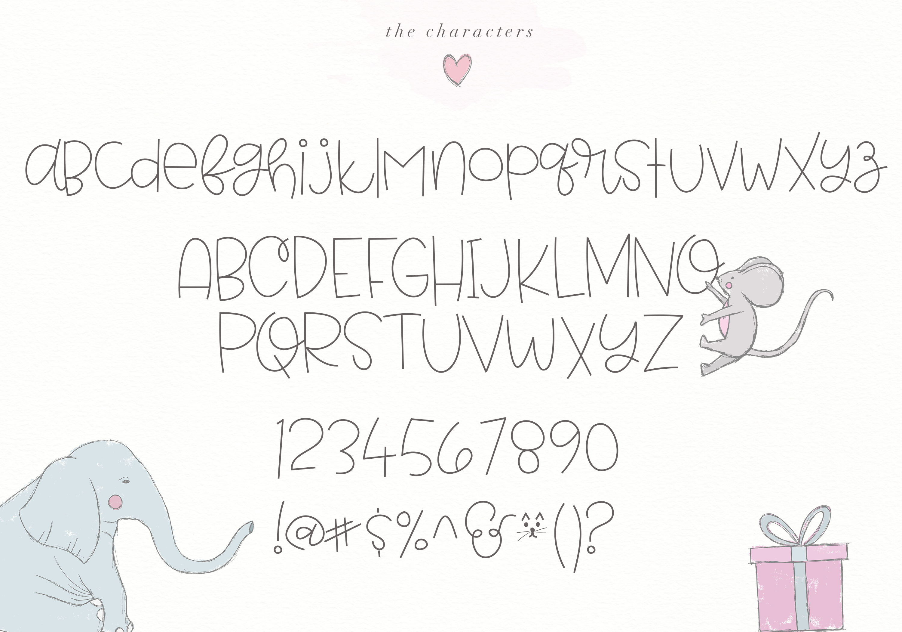 Grateful - Handwritten Font example image 4