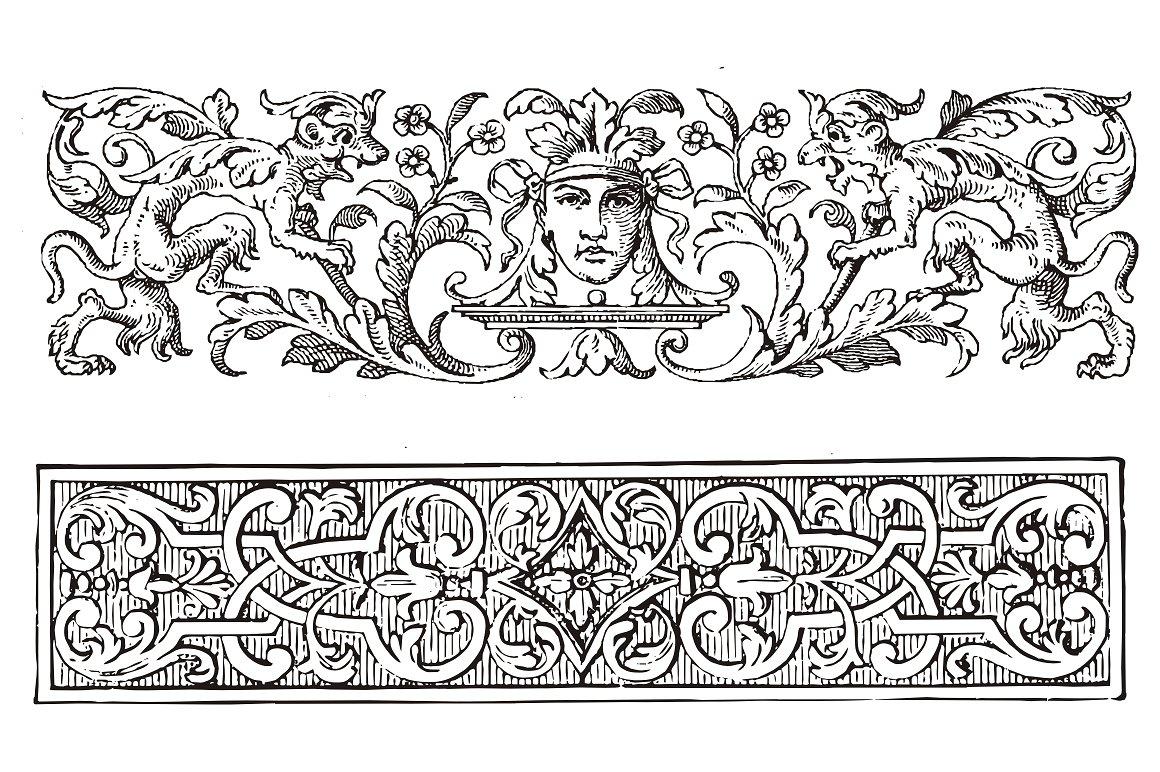 Gans Headpieces example image 3