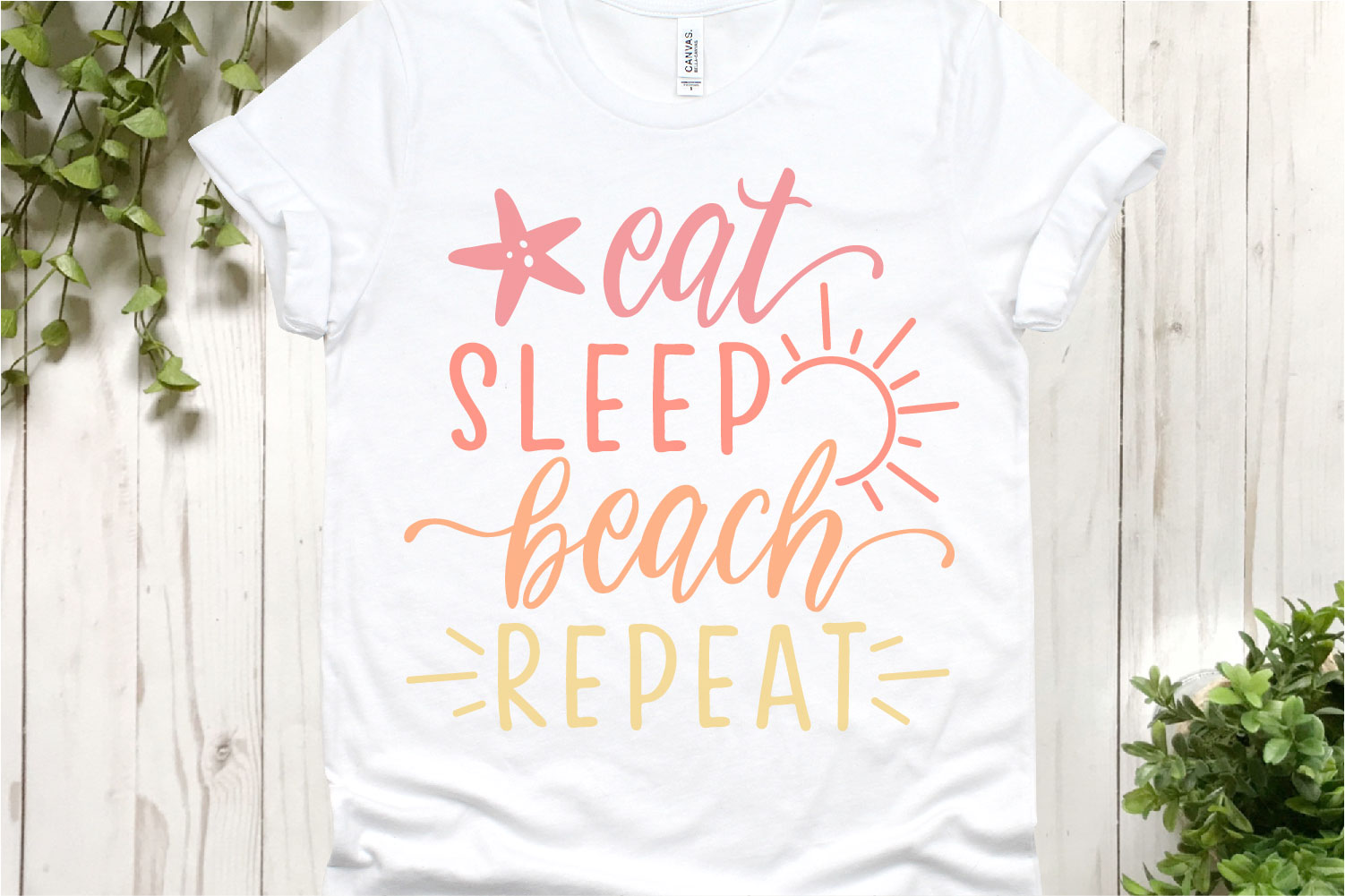 Beach SVG Bundle - Cut Files for Crafters example image 12