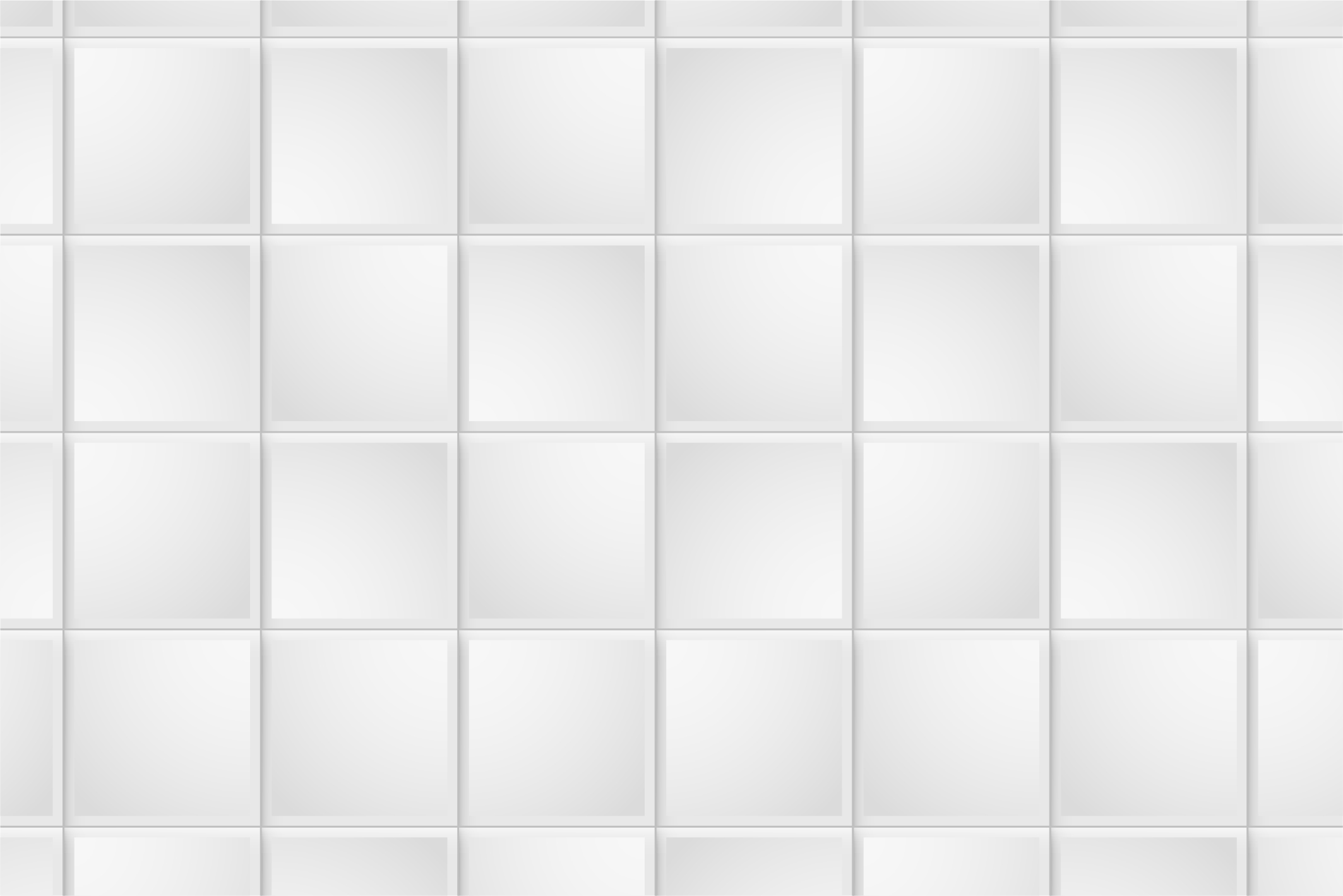 White and gray tile textures set example image 6