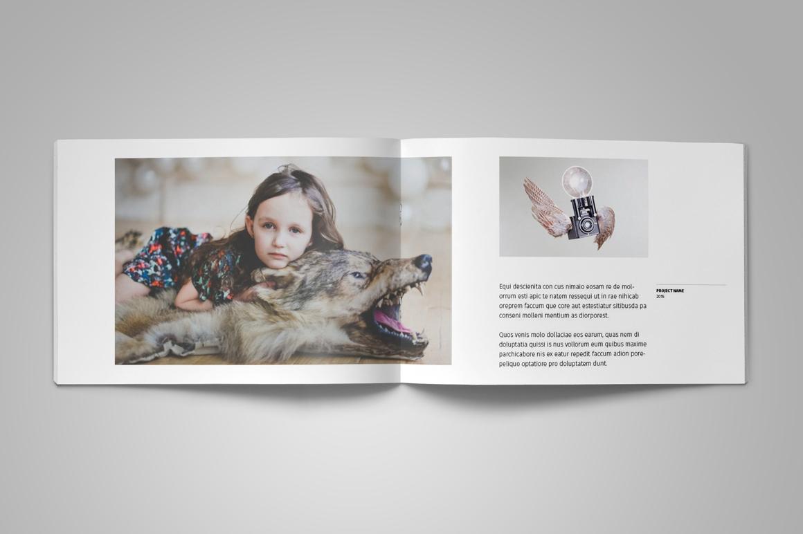 Portfolio Brochure Template example image 11
