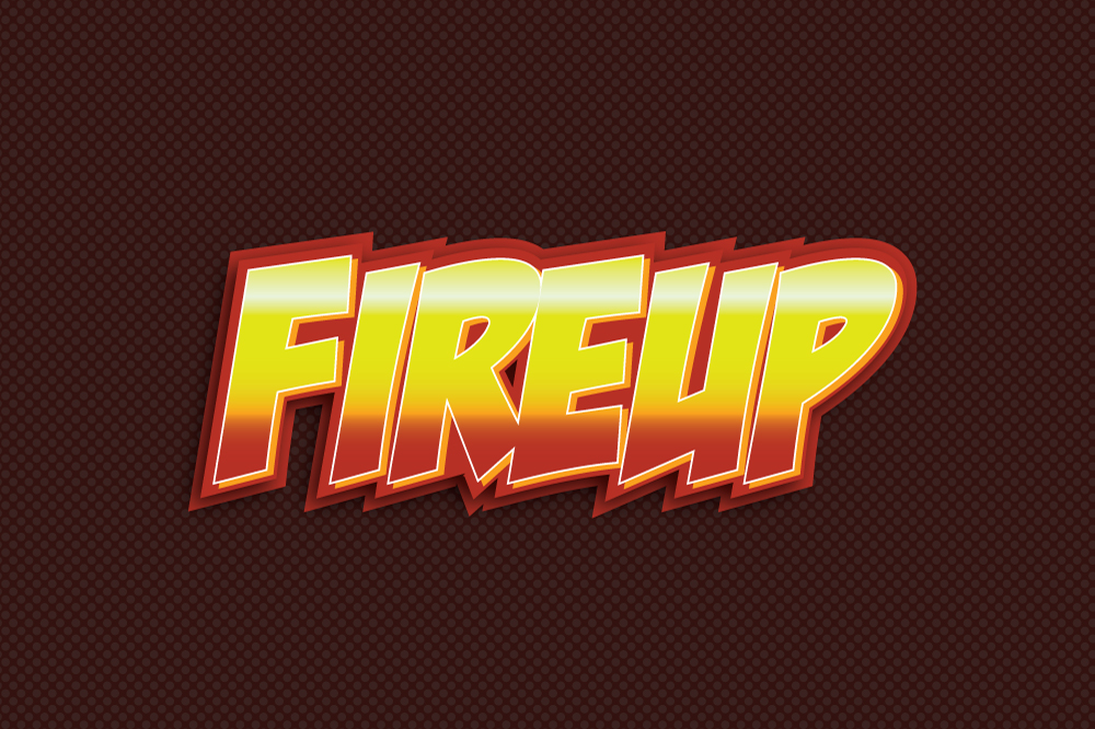 10 Game Title Graphic Style for Adobe Illustrator example image 2