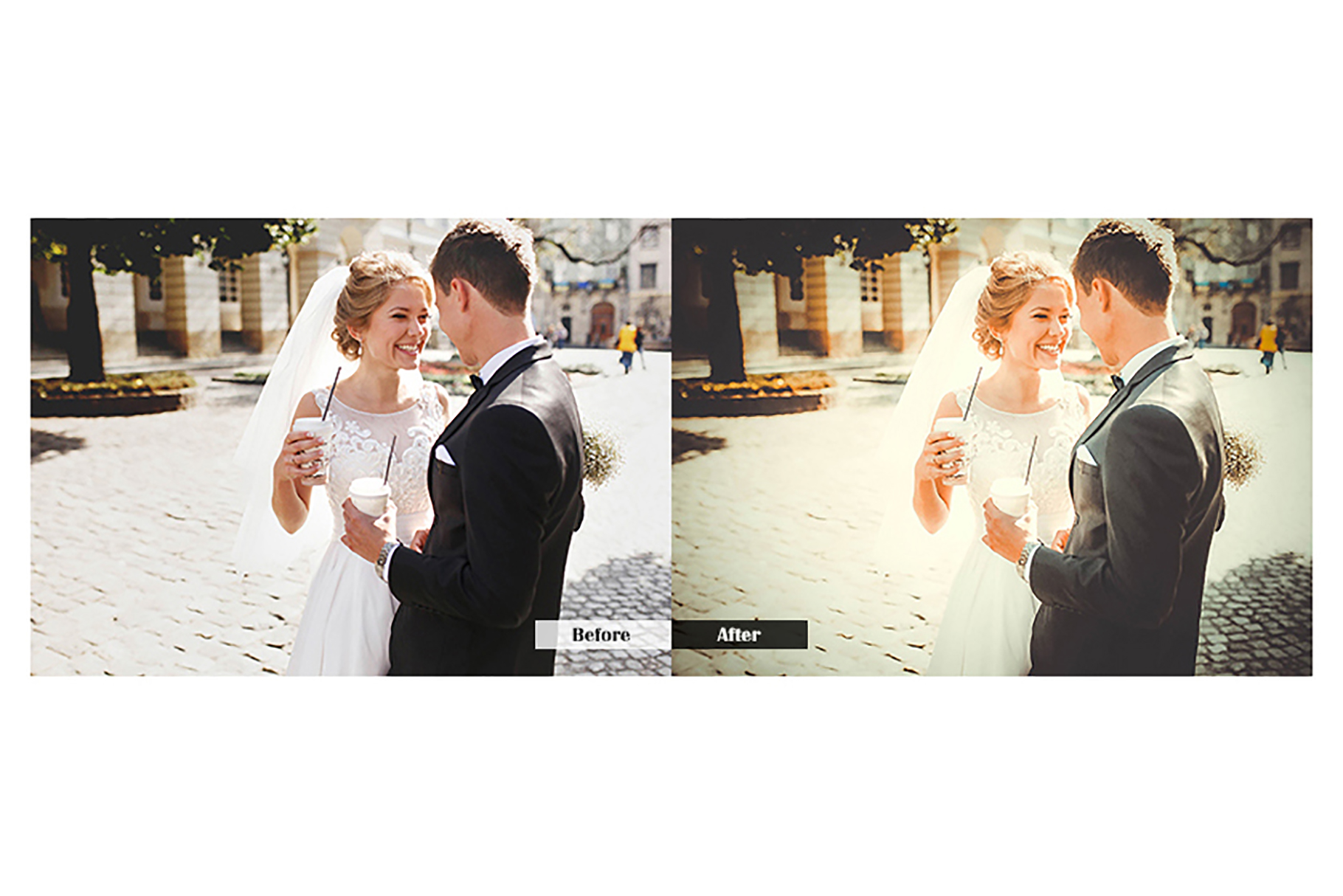 200 Wedding Day Lightroom Presets example image 5