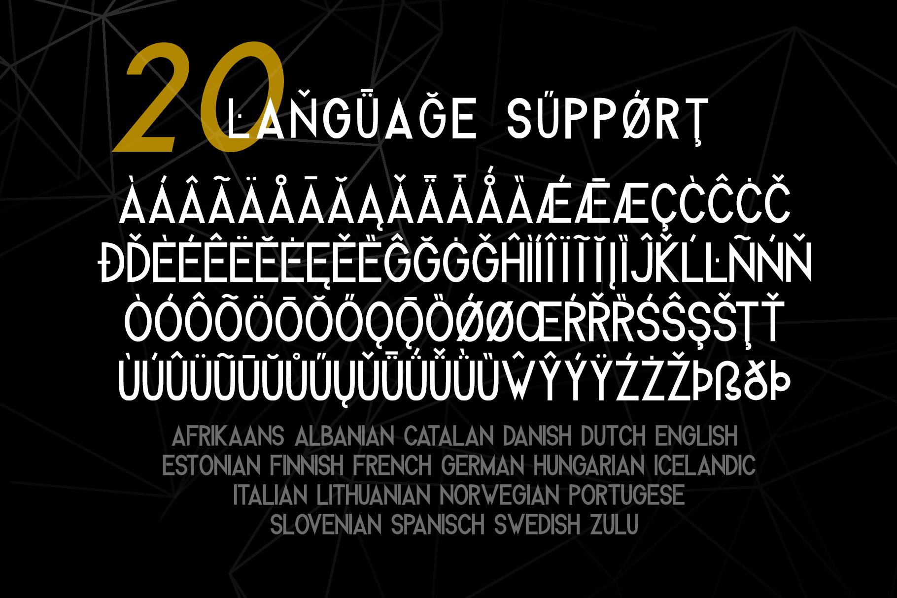 Melvick - 12 Font Family & EXTRA LOGO example image 5