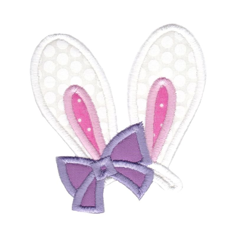 Easter Applique Too - 16 Machine Embroidery Designs example image 5