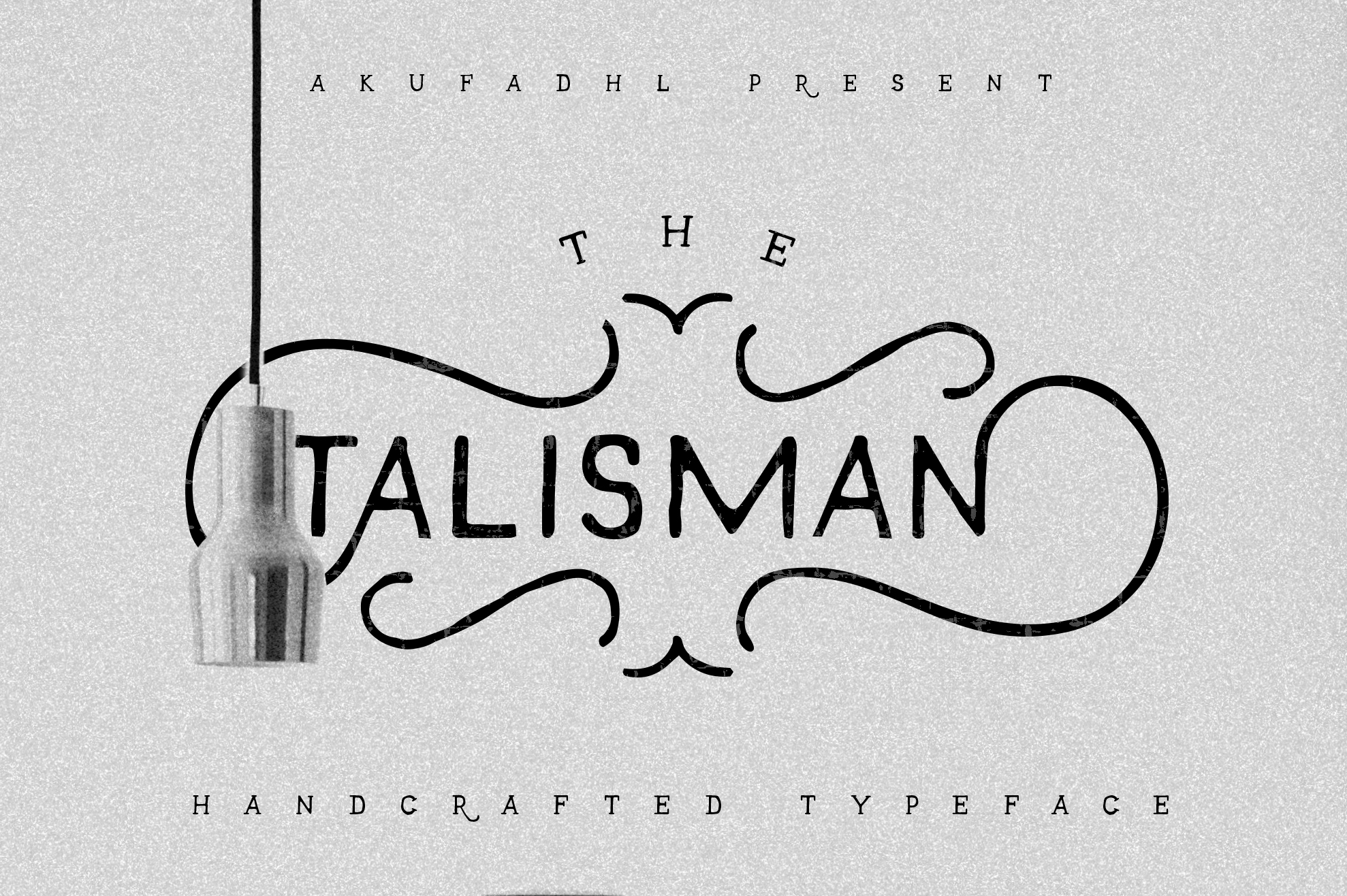 Talisman Handcrafted Typeface example image 1