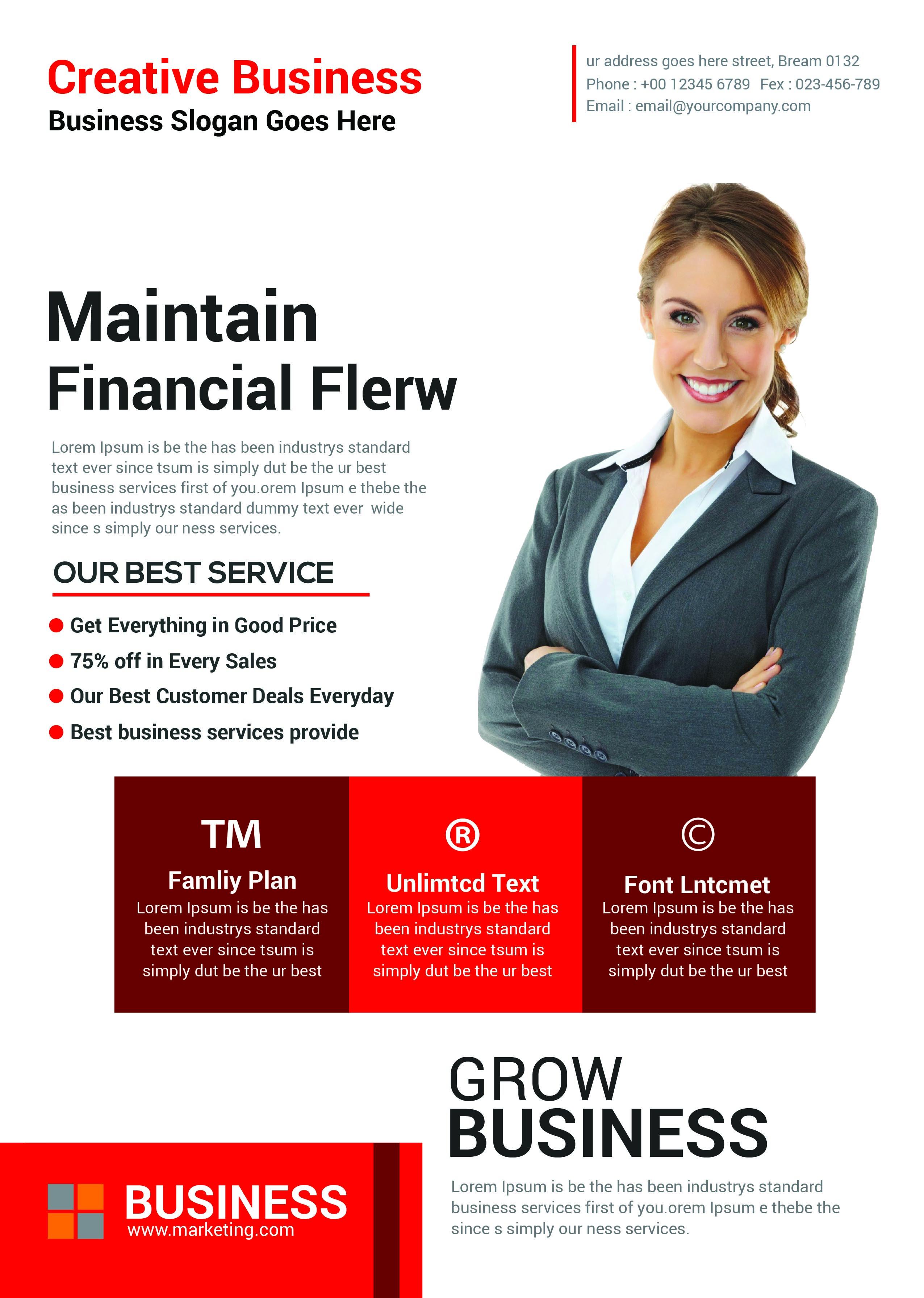 Corporate Business Bundle 24 example image 21