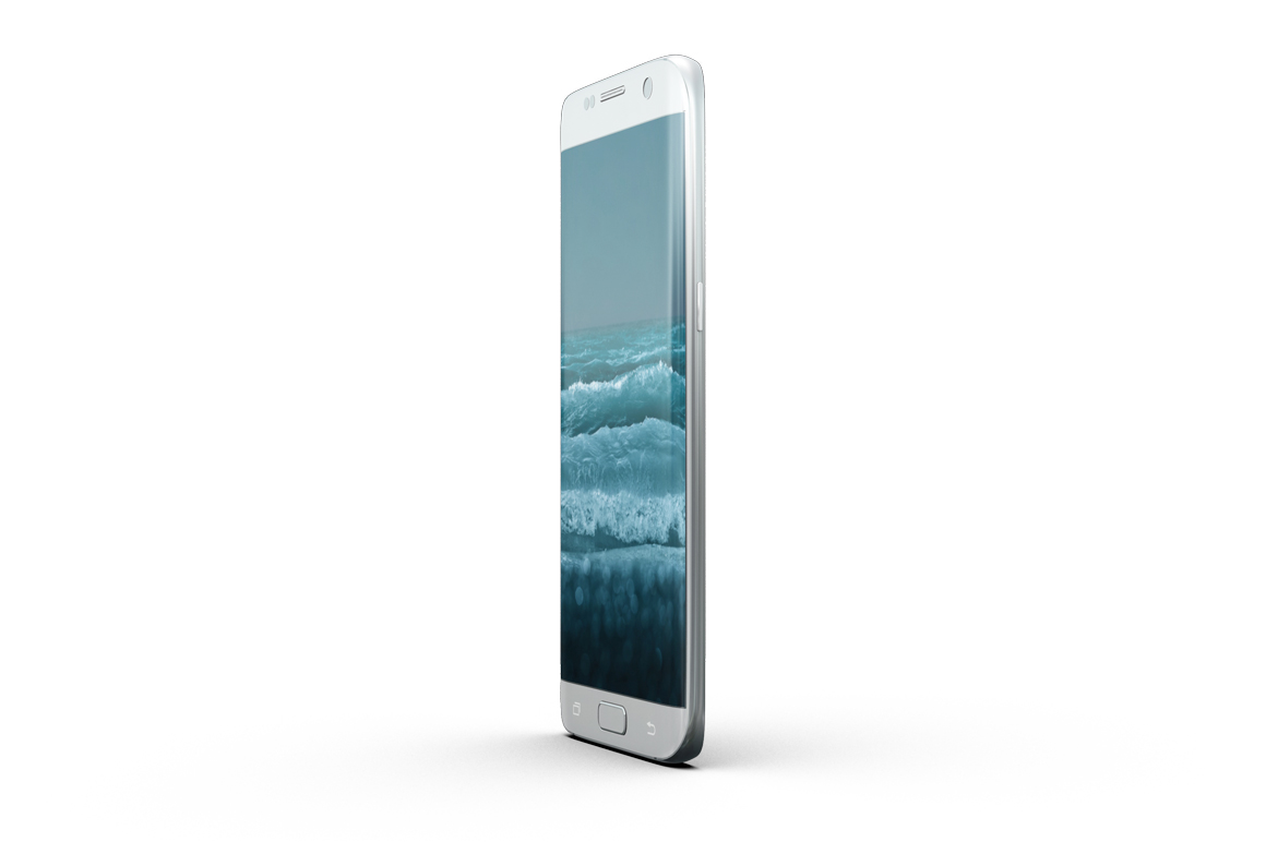 Samsung Galaxy S7 Edge Mockup example image 5