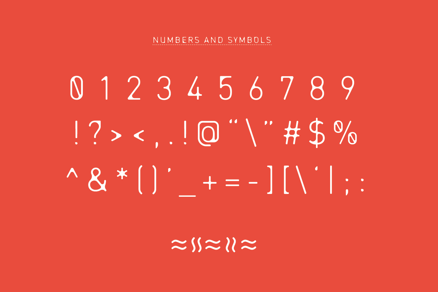 ENTRA Font example image 3