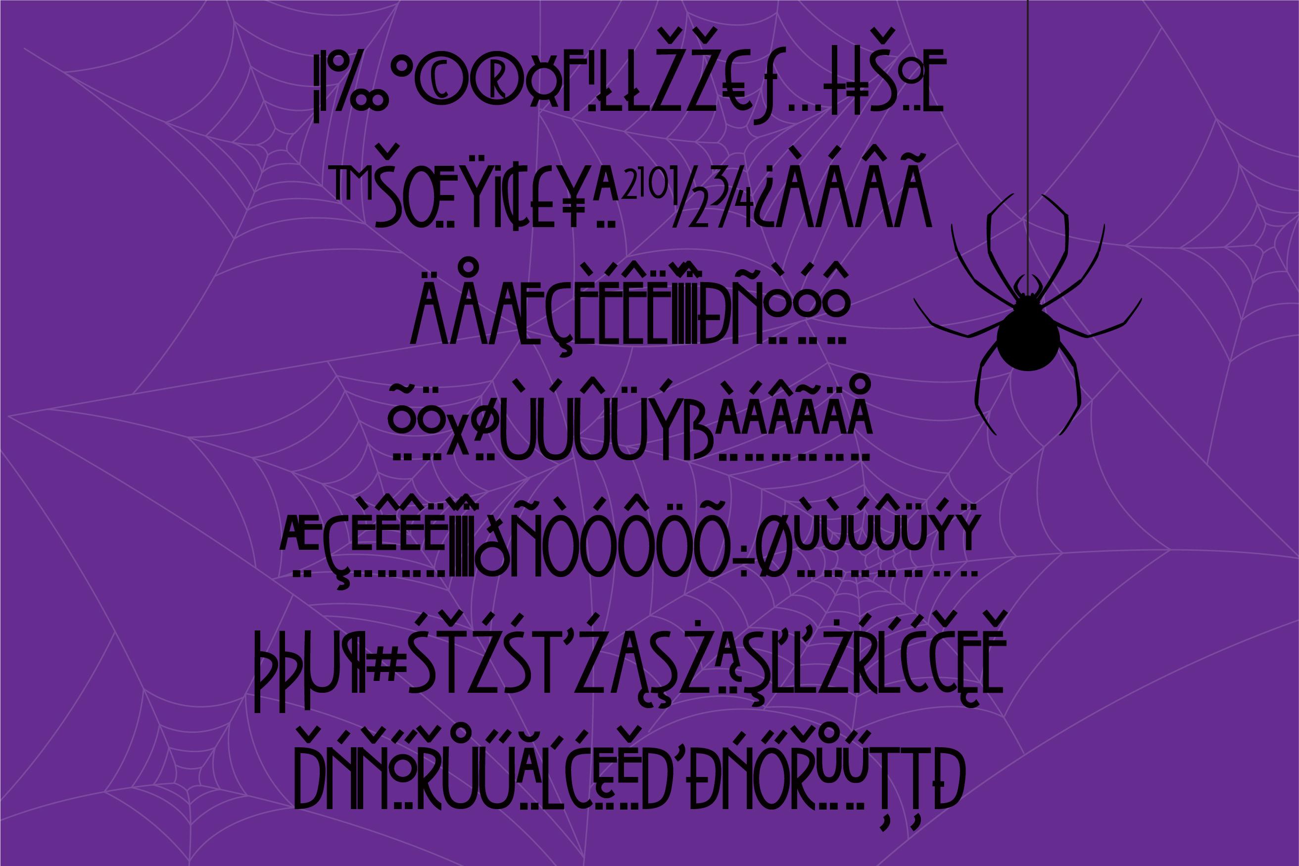 PN Arachno Horror example image 4