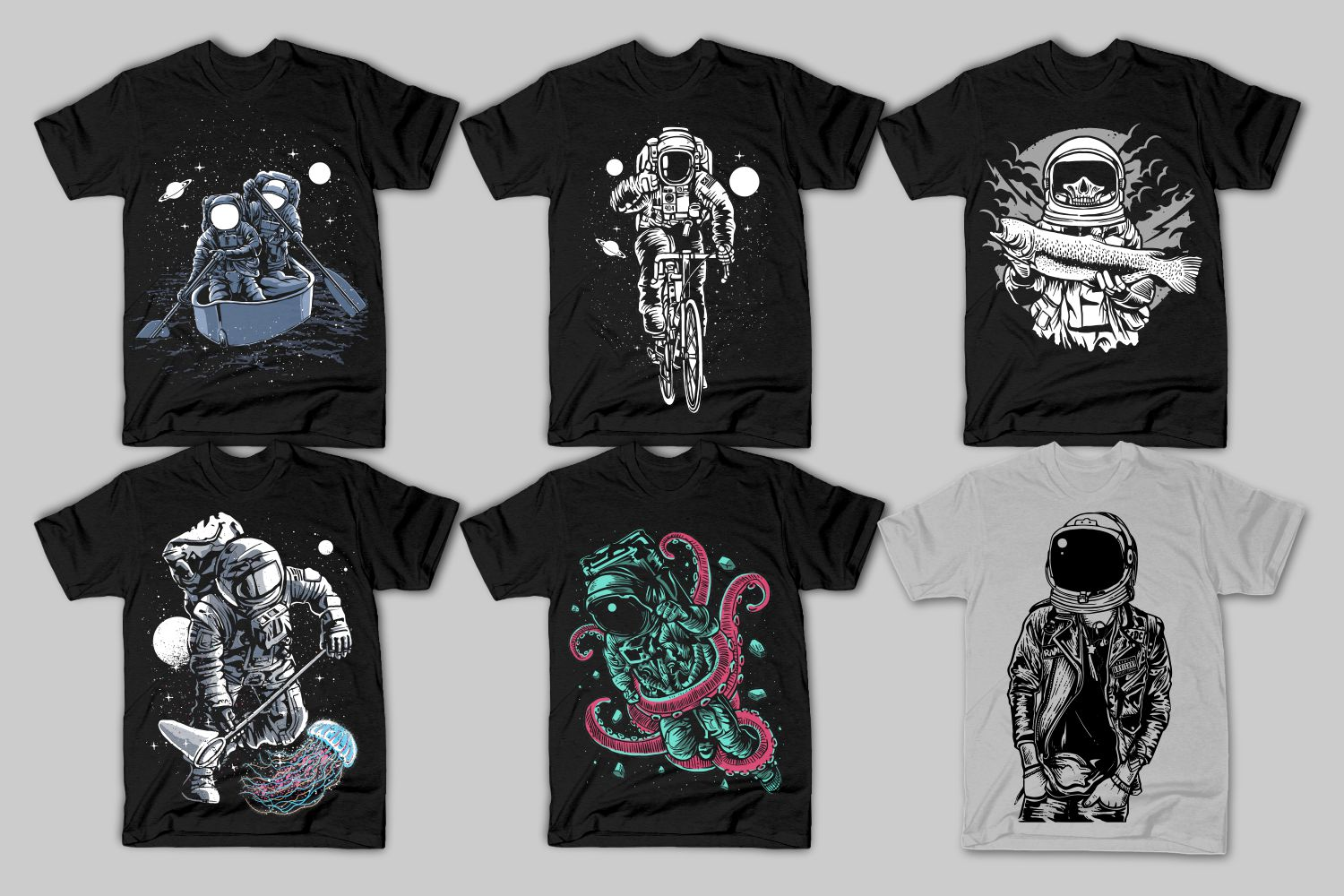 82 Tshirt Designs Bundle example image 7