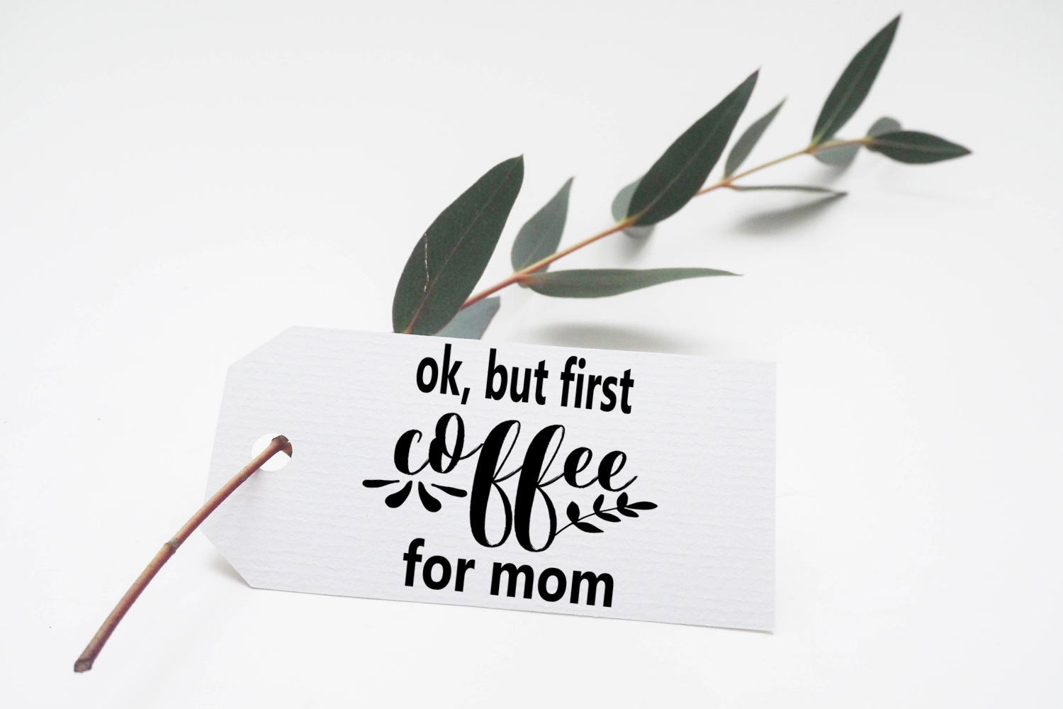 Mother's Day Text Clipart-Photo Overlays-Word Art Graphics example image 7