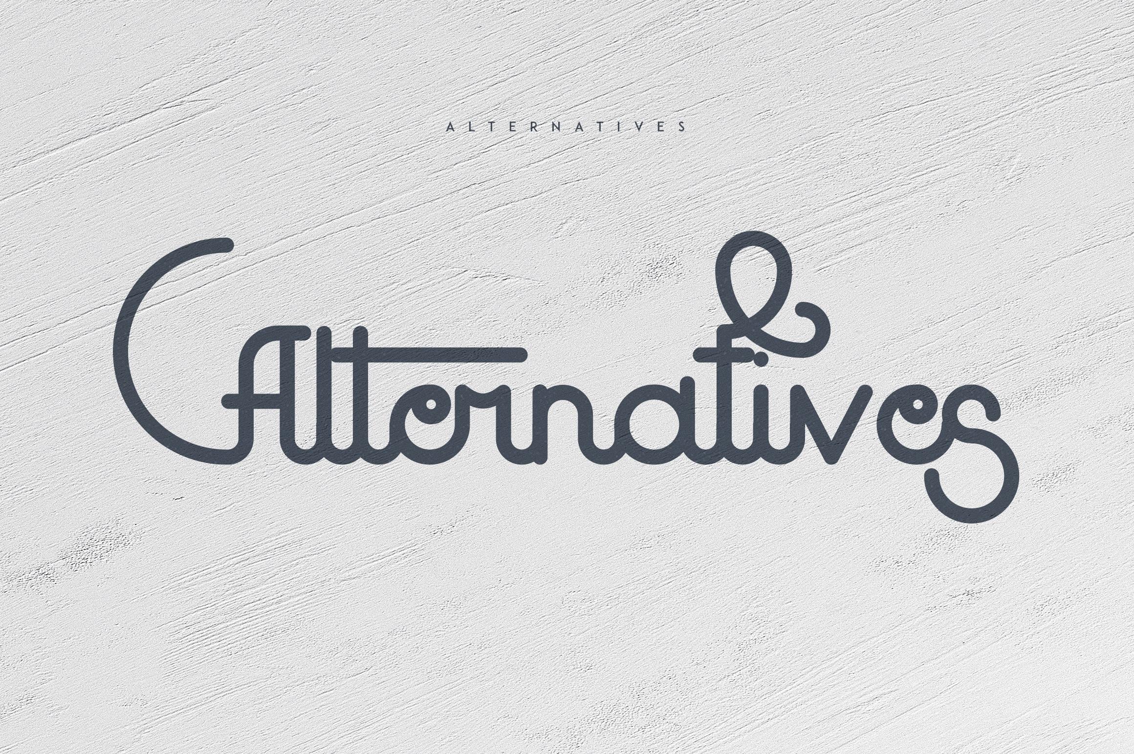 Godlike font + Logo Templates example image 11