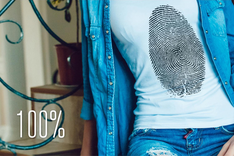 Girls T-Shirt Mock-Up example image 4